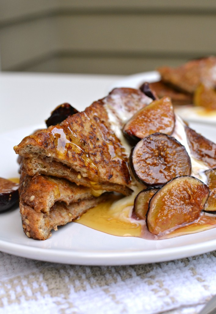 Oatmeal With Honeyed Figs Recipes — Dishmaps