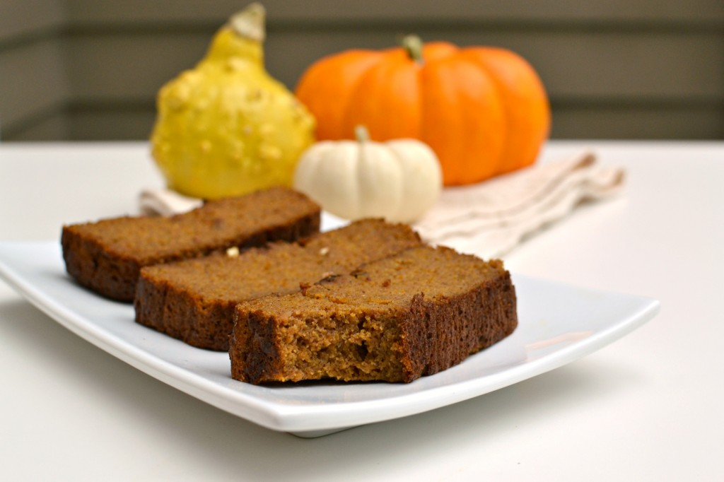 Coconut Flour Pumpkin Bread 7
