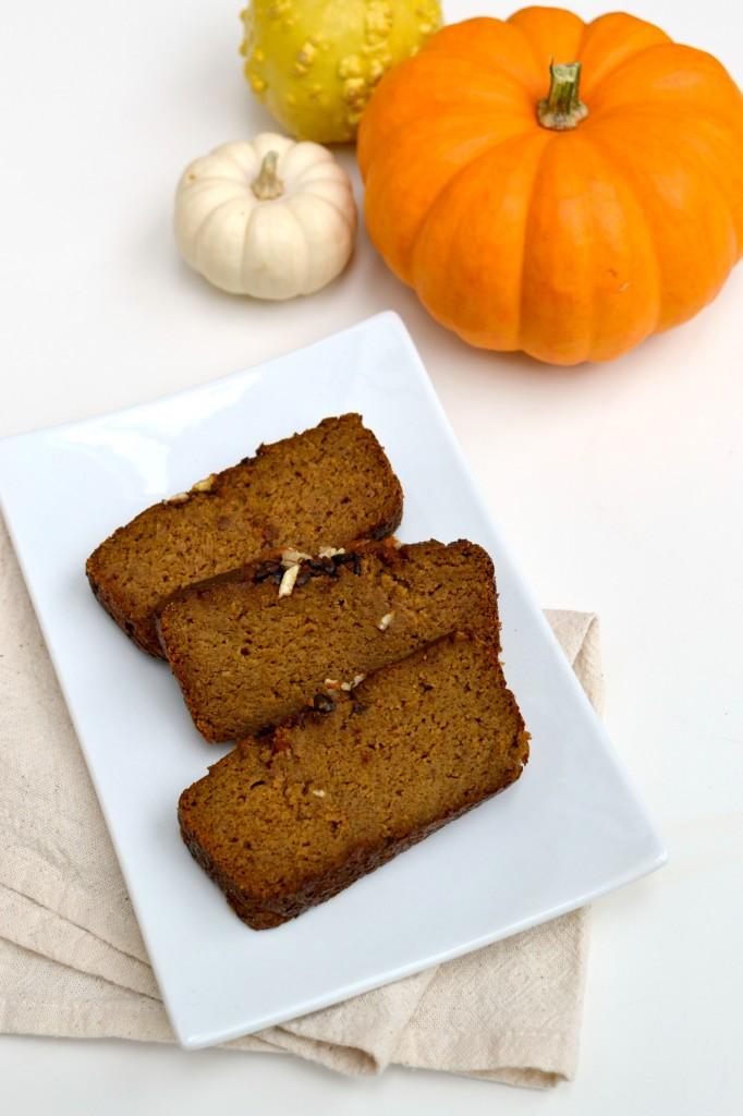 Coconut Flour Pumpkin Bread 9