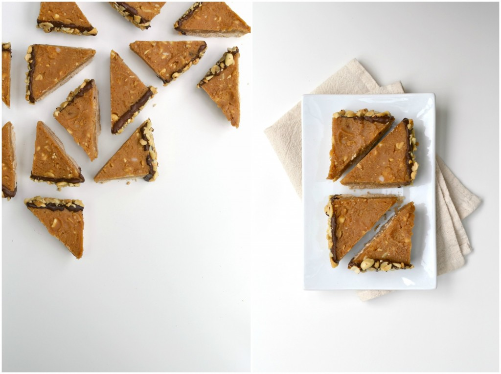 Peanut Butter Shorties Collage