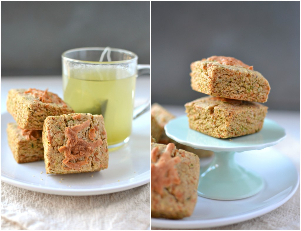 Cheddar Chive Scone Collage