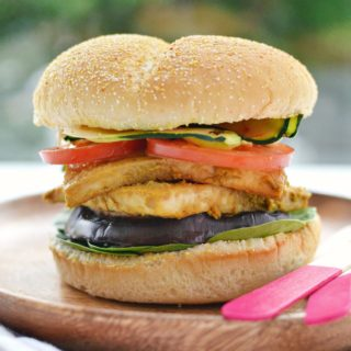 Nooch Tofu Burger fixed