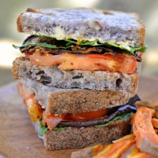Better Vegan BLT Sandwich