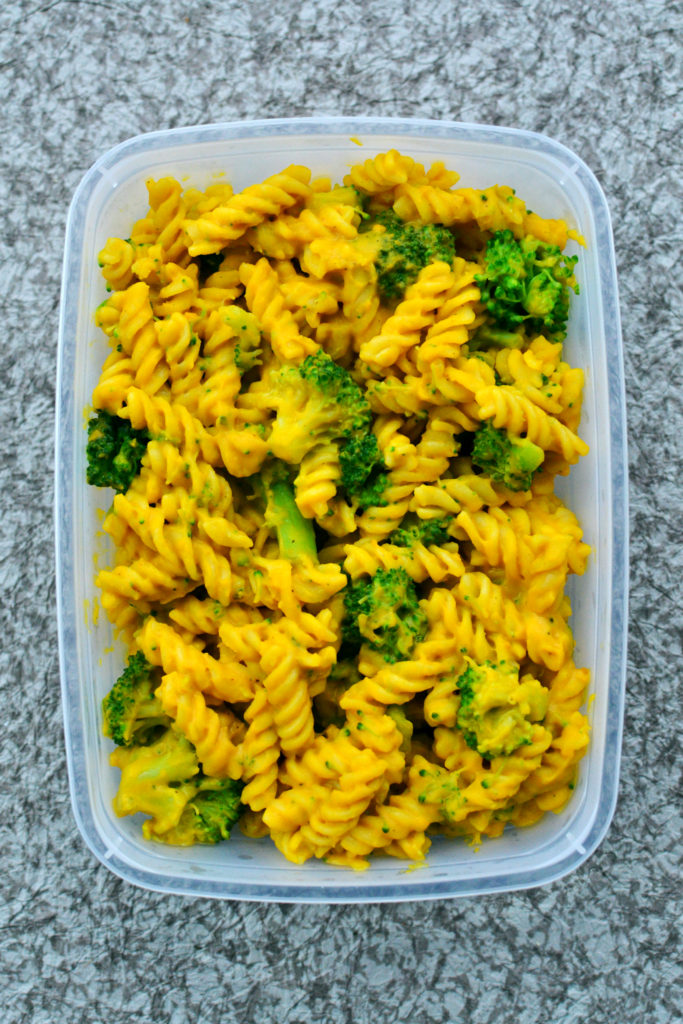 best vegan mac and cheese with broccoli no cashews or coconut
