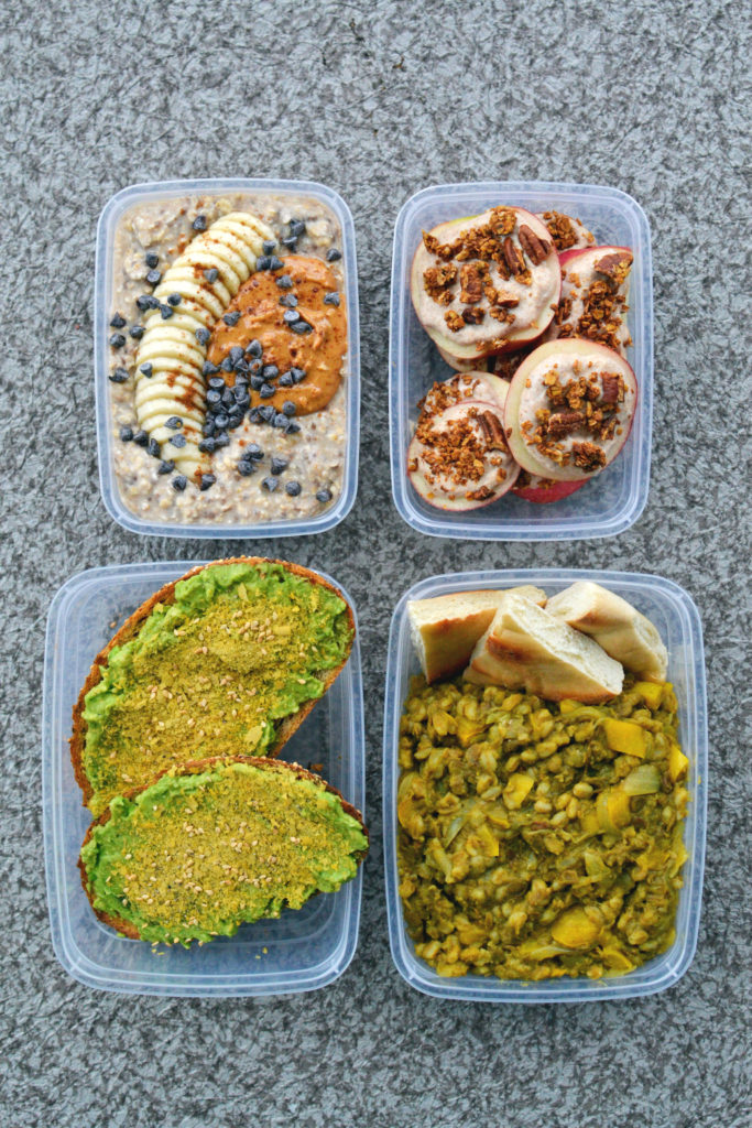 Vegan meal prep week 1 radiant rachels budget friendly vegan meal prep ideas forumfinder Images