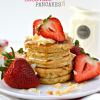 The Fluffiest Coconut Flour Pancakes